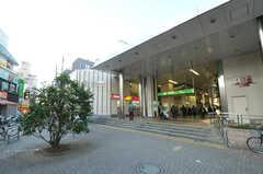 JR中央線・西荻窪駅の様子。(2012-12-24,共用部,ENVIRONMENT,1F)