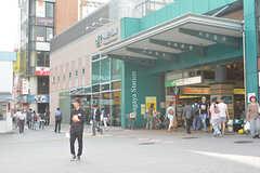 JR中央線・阿佐ヶ谷駅の様子。(2016-06-20,共用部,ENVIRONMENT,1F)