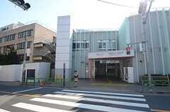 東京メトロ丸ノ内線・中野富士見町駅の様子。(2016-03-22,共用部,ENVIRONMENT,1F)