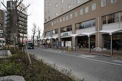 各線・高円寺駅の様子。(2014-02-20,共用部,ENVIRONMENT,1F)