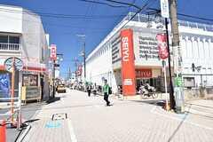 商店街にはSEIYUもあります。(2016-05-12,共用部,ENVIRONMENT,1F)