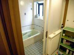 お風呂場の様子。(2007-12-19,共用部,BATH,1F)