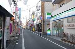京王京王線・桜上水駅前の様子。(2016-01-14,共用部,ENVIRONMENT,1F)