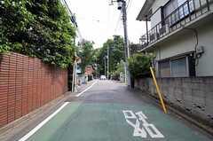 周辺は緑の多い地域です。(2012-05-21,共用部,ENVIRONMENT,1F)