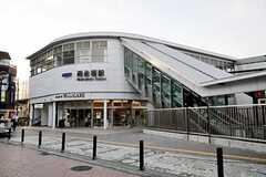 京王井の頭線・西永福駅の様子。(2012-05-21,共用部,ENVIRONMENT,1F)