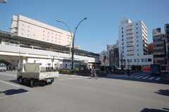 JR中央線高円寺駅の様子。(2008-12-15,共用部,ENVIRONMENT,1F)