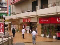 荻窪駅(西口)の西友デパート(2005-07-14,共用部,ENVIRONMENT,1F)