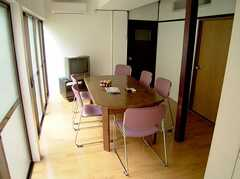 ラウンジ(2005-07-14,共用部,LIVINGROOM,1F)