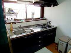 キッチン(2006-08-04,共用部,KITCHEN,1F)