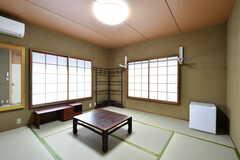 専有部の様子。和室です。(102号室)(2017-03-27,専有部,ROOM,1F)