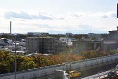 屋上から見た景色2。(2020-11-04,共用部,OTHER,8F)