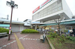 西武新宿線・上石神井駅の様子。(2016-03-10,共用部,ENVIRONMENT,1F)
