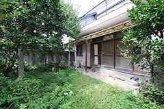庭の様子2。緑がいっぱいです。(2013-10-01,共用部,OTHER,1F)