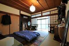 専有部の様子。(102号室)※備品は入居者さんの私物です。(2013-10-01,専有部,ROOM,1F)