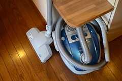 共用の掃除機。(2014-05-12,共用部,OTHER,1F)