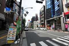各線・高円寺駅前の様子。(2014-05-12,共用部,ENVIRONMENT,1F)