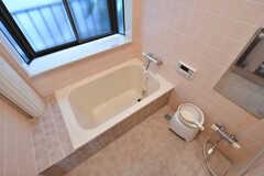 バスルームの様子2。(2019-01-18,共用部,BATH,1F)