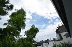 空が広いです。(2015-08-03,共用部,OTHER,2F)