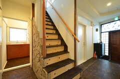 階段の様子。(2016-02-01,共用部,OTHER,1F)