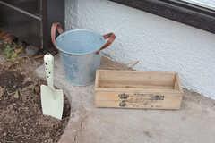 まずは小さな鉢植えからスタートするのも良さそう。(2016-02-01,共用部,OTHER,1F)