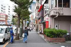 東京メトロ丸ノ内線・南阿佐ヶ谷駅前の様子。(2019-10-03,共用部,ENVIRONMENT,1F)