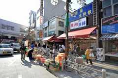 JR中央線高円寺駅前の様子。(2009-11-26,共用部,ENVIRONMENT,1F)