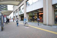 各線・高円寺駅の様子。(2015-12-17,共用部,ENVIRONMENT,1F)
