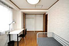専有部の様子2。(304号室)(2009-04-14,専有部,ROOM,3F)
