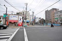 東京メトロ丸ノ内線方南町駅の様子。(2009-04-14,共用部,ENVIRONMENT,1F)