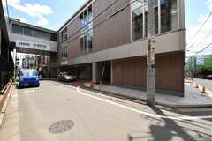 京王井の頭線・永福町駅の様子。(2017-06-05,共用部,ENVIRONMENT,1F)