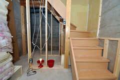 地下室の様子2。(2010-03-26,共用部,OTHER,)