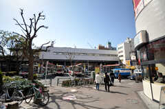 JR中央線・阿佐ヶ谷駅の様子。(2010-03-26,共用部,ENVIRONMENT,1F)