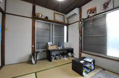 専有部の様子2。※家具は住人さんの私物です。(201号室)(2014-01-09,専有部,ROOM,2F)