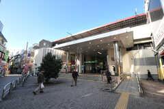 JR中央線・西荻窪駅の様子。(2014-01-09,共用部,ENVIRONMENT,1F)