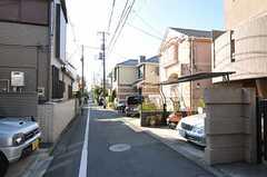 シェアハウス周辺は静かな住宅地です。(2013-01-07,共用部,ENVIRONMENT,1F)