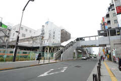 各線・荻窪駅の様子。(2015-05-12,共用部,ENVIRONMENT,1F)