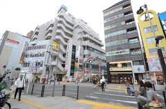 各線・荻窪駅前の様子。(2015-05-12,共用部,ENVIRONMENT,1F)