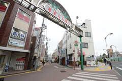各線・荻窪駅近くの商店街。(2015-05-12,共用部,ENVIRONMENT,1F)