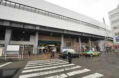 各線・阿佐ヶ谷駅の様子。(2014-03-27,共用部,ENVIRONMENT,1F)
