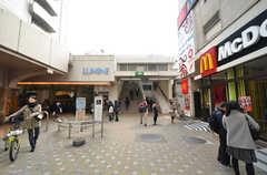 各線・荻窪駅の様子。(2016-03-02,共用部,ENVIRONMENT,1F)