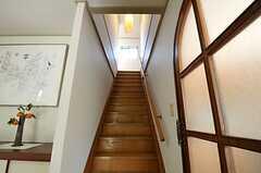 階段の様子。(2011-09-29,共用部,OTHER,1F)
