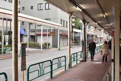各線・西荻窪駅周辺の様子。(2017-03-06,共用部,ENVIRONMENT,1F)