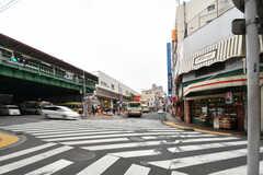 各線・西荻窪駅の様子。(2017-03-06,共用部,ENVIRONMENT,1F)