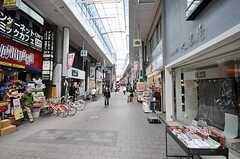 JR中央線高円寺駅前のPAL商店街の様子。(2009-04-02,共用部,ENVIRONMENT,1F)