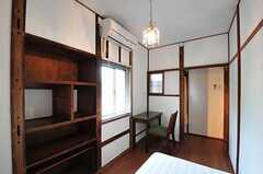 専有部の様子。部屋名は「金木犀」です。(101号室)(2012-08-10,専有部,ROOM,1F)