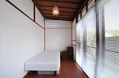 専有部の様子。部屋名は「梔(くちなし)」です。(104号室)(2012-08-10,専有部,ROOM,1F)