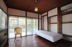 専有部の様子。部屋名は「梅」です。(106号室)(2012-08-10,専有部,ROOM,1F)