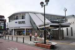 京王電鉄井の頭線・西永福駅の様子。(2012-08-10,共用部,ENVIRONMENT,1F)