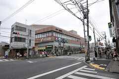 京王井の頭線・永福町駅の様子。(2011-07-26,共用部,ENVIRONMENT,1F)