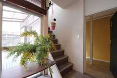 階段の様子。(2012-03-16,共用部,OTHER,1F)